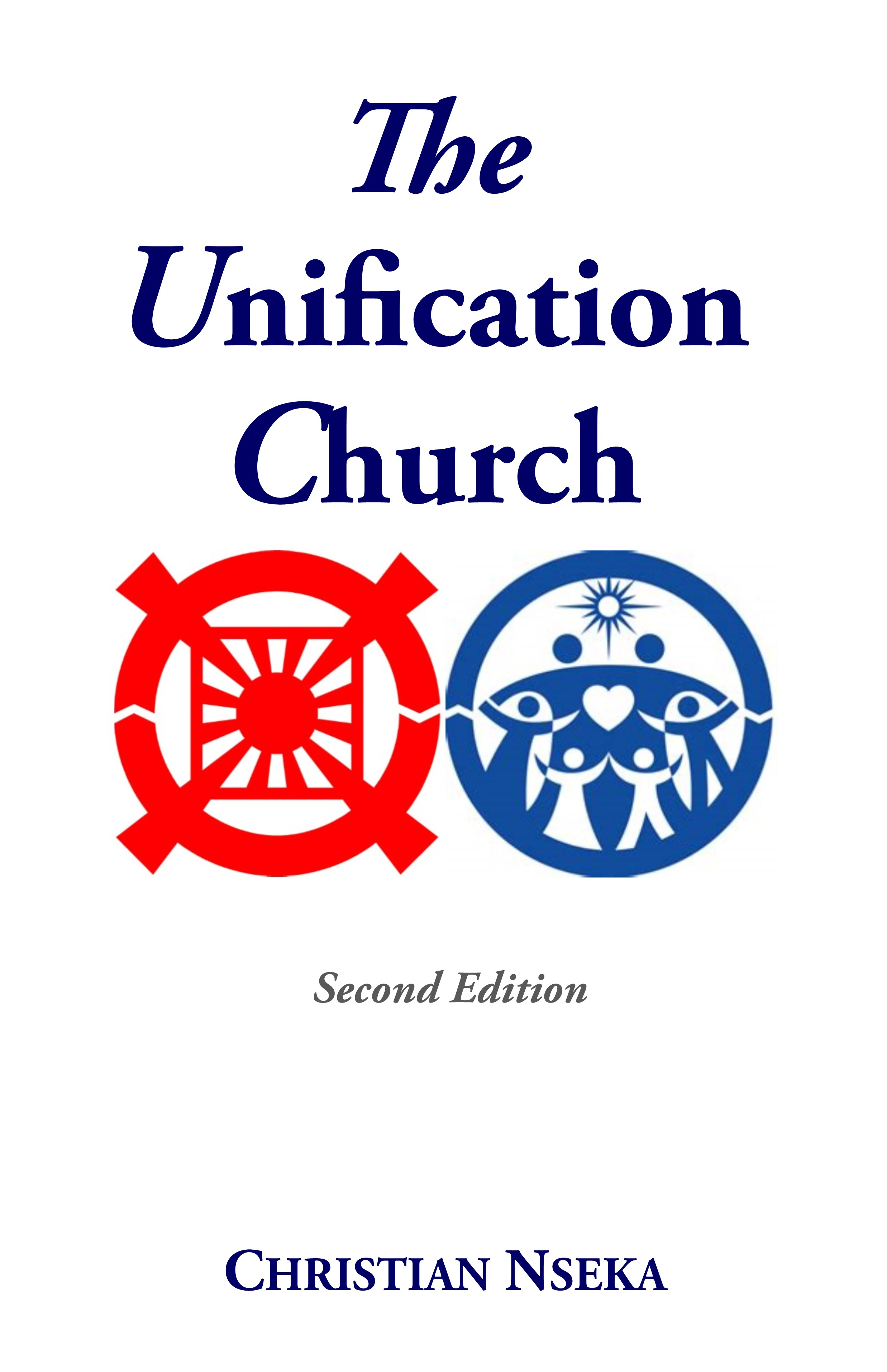 The Unification Church book cover